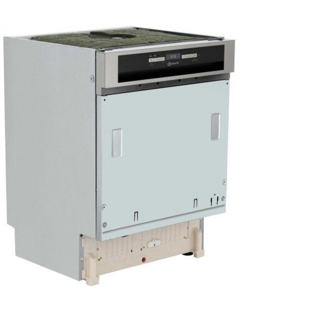 Bauknecht IBBO 3C34 X beépíthető mosogatógép