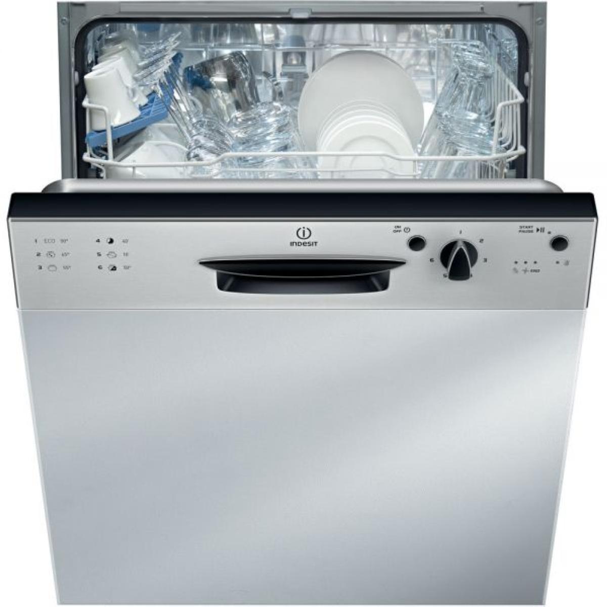 Indesit DPG 16B1 A NX beépíthető mosogatógép