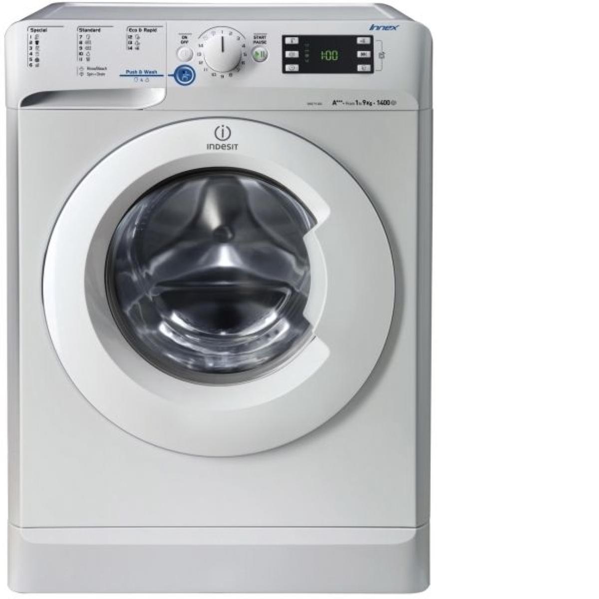 Indesit XWE 91483 Elöltöltős mosógép