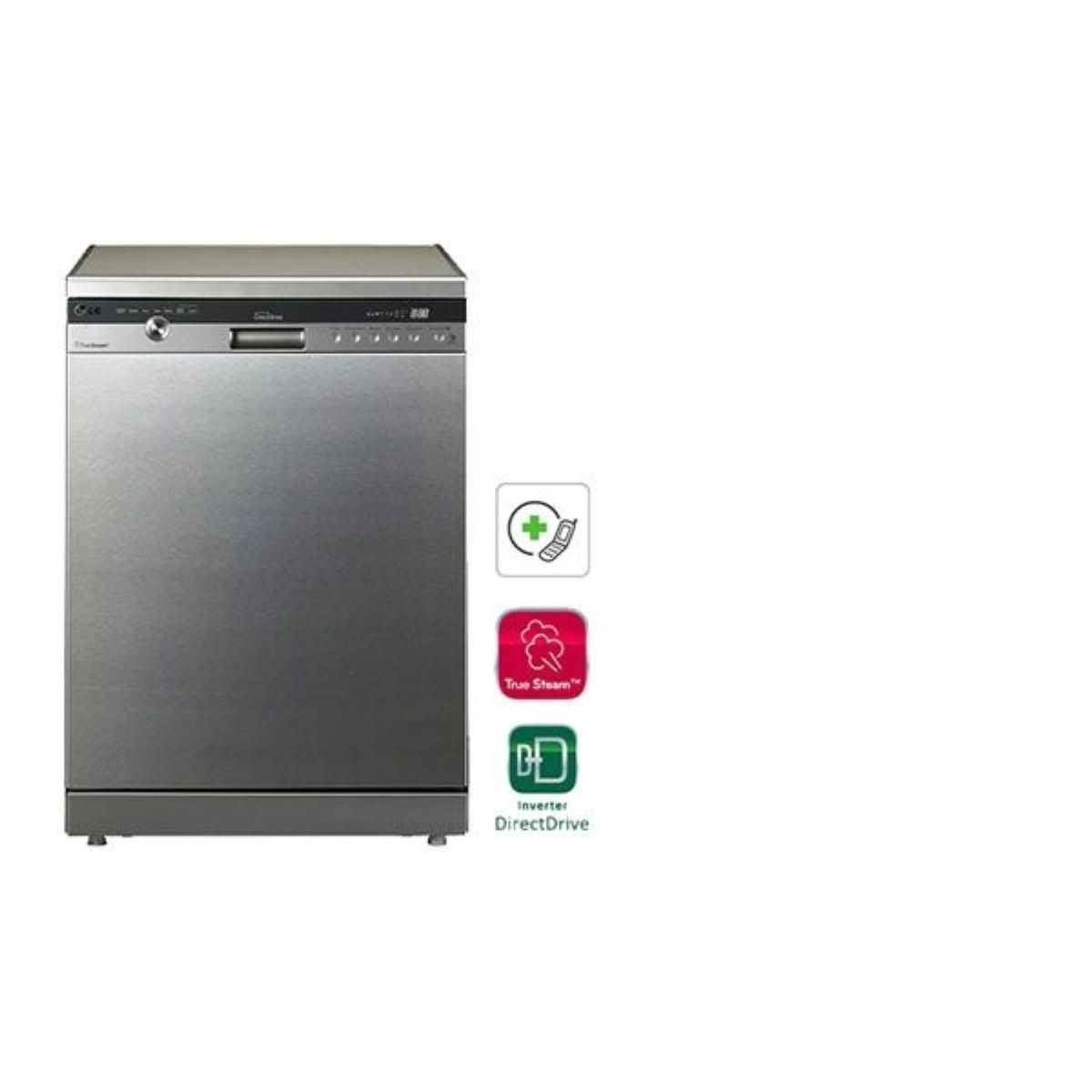 LG D14567IXS mosogatógép