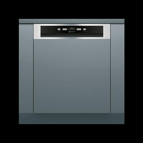 Bauknecht BKBC 3C32 X C részlegesen beépíthető mosogatógép