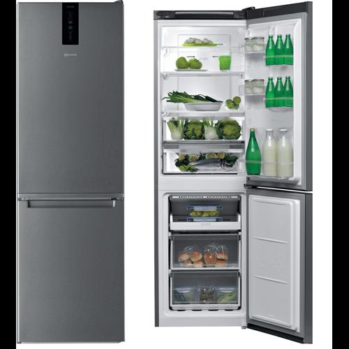 Bauknecht KGNF 183 EX IN A+++ kombinált hűtőszekrény
